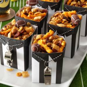 meat lovers snack mix - featured recipe